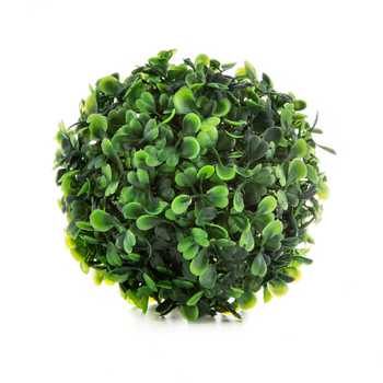 Green Boxwood Sphere - 4 3/4""